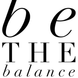 Cropped Be the Balance Square Logo