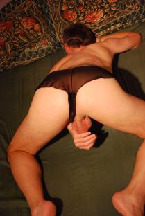 In her panties (17)