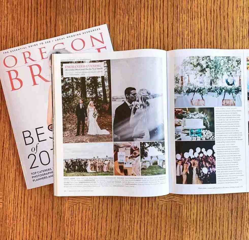 Is Print Media Dead? THEPRBARinc.com - Oregon Bride