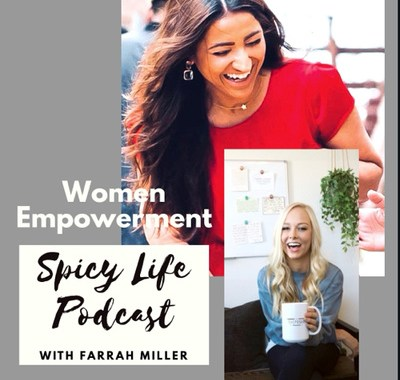 Women Empowerment With Lexie Smith - Spicy Life Podcast