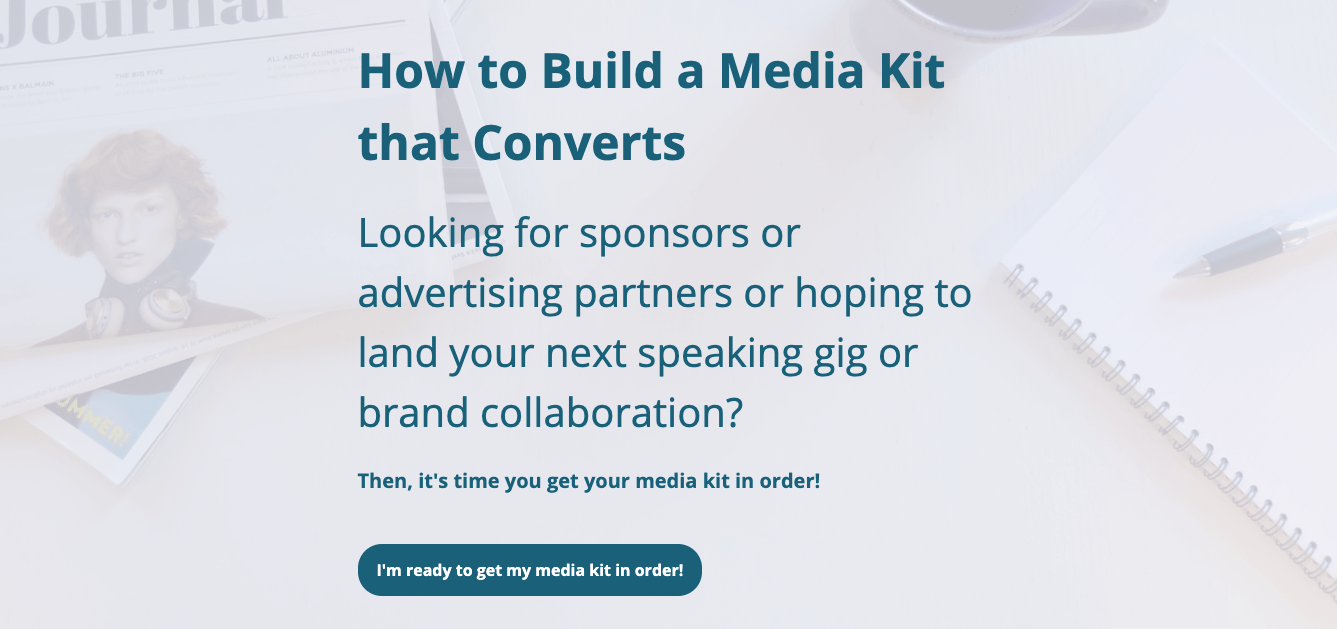 How To Build A Media Kit That Converts