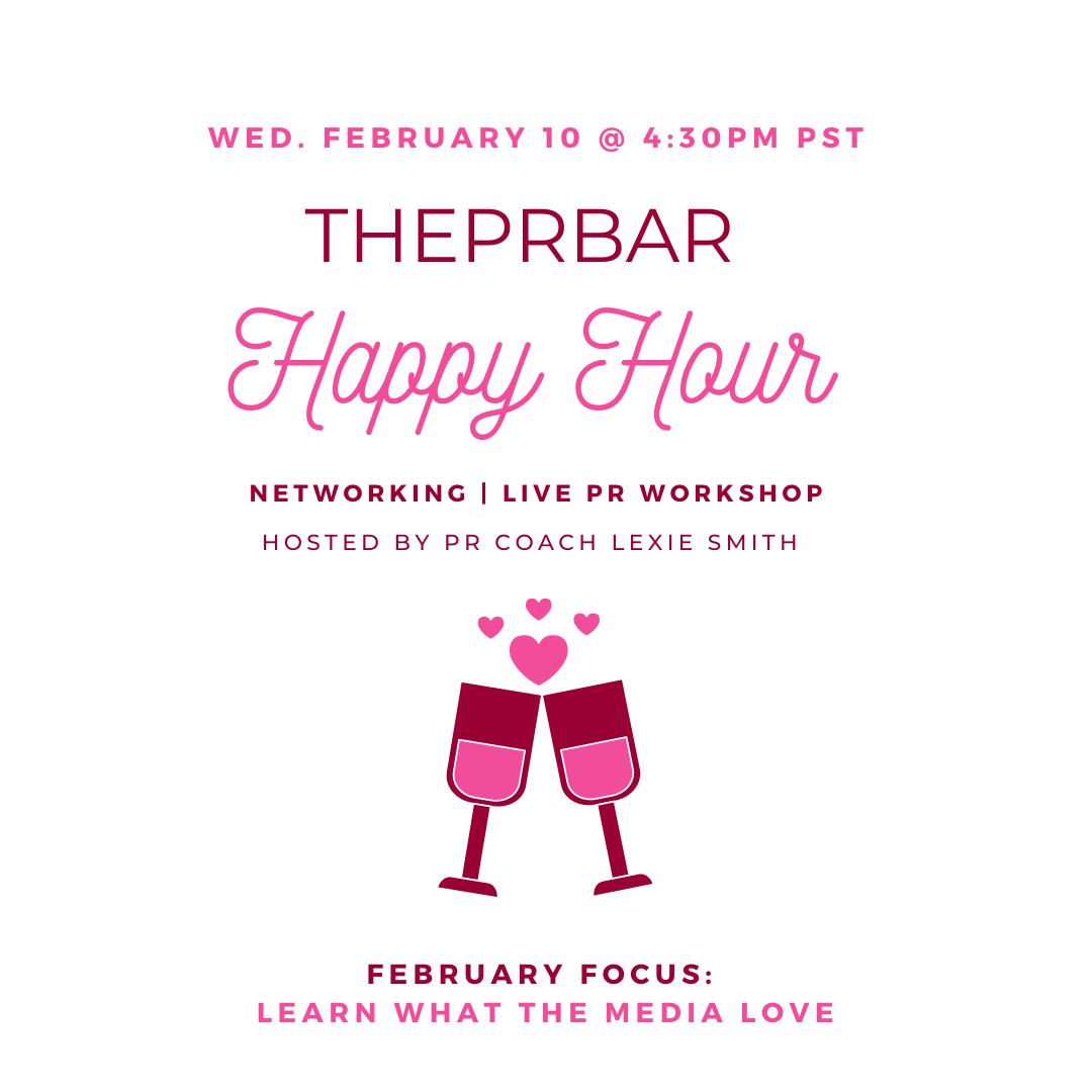 THEPRBAR Happy Hour
