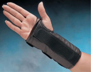 carpal tunnel splinting