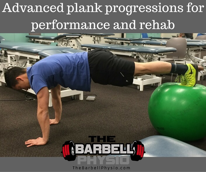 The Plank Redefined: Improve Performance with Prehab