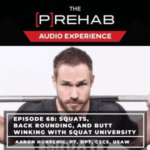 squat university the prehab guys posterior pelvic tilt and squats