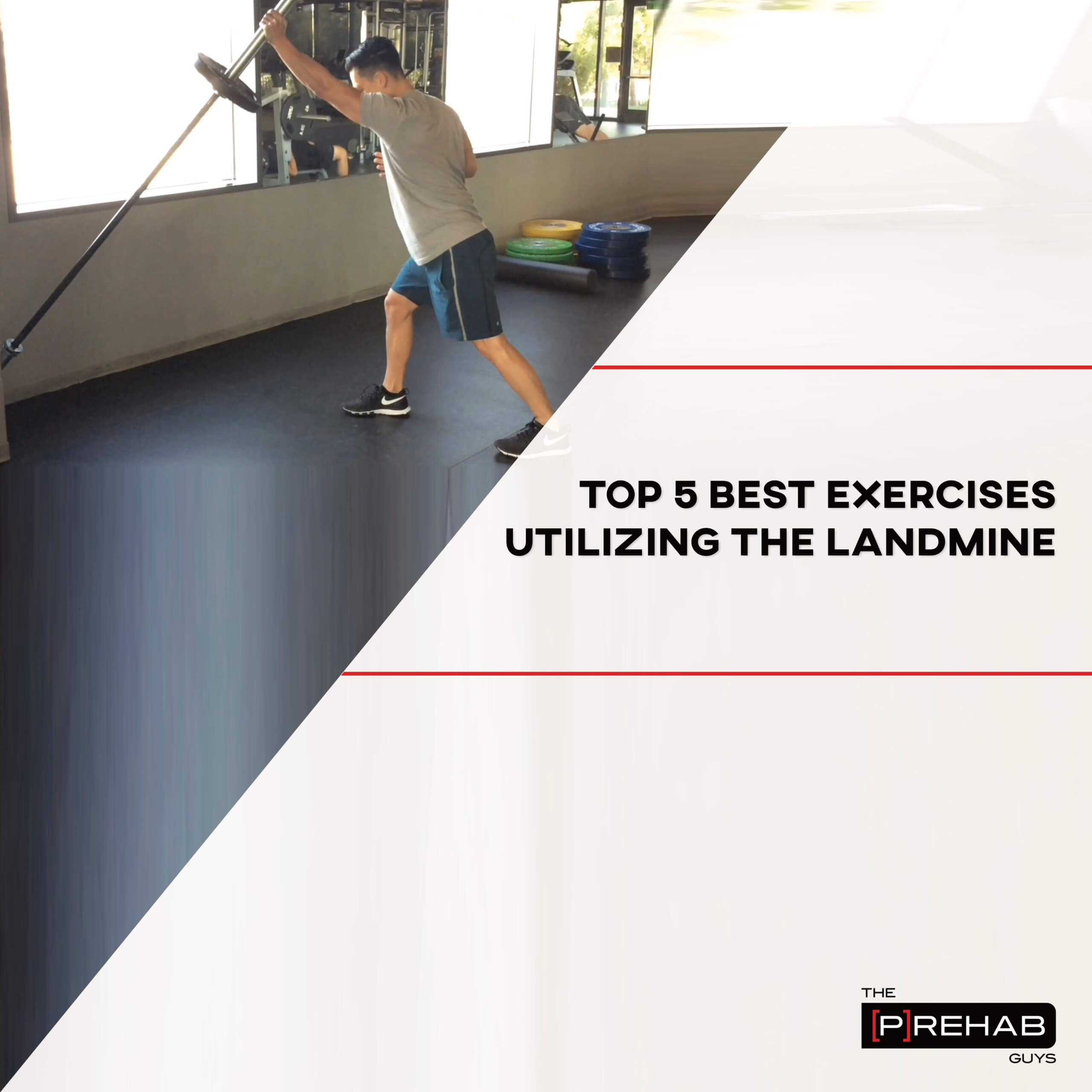 top 5 landmine exercises rdl variations the prehab guys