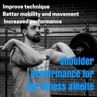 Shoulder Performance Fitness Athlete