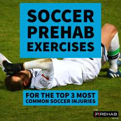 soccer prehab exercises