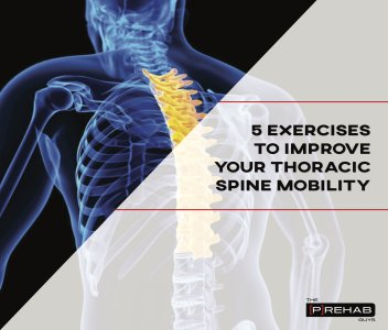 Exercises To Improve Your Thoracic Spine Mobility