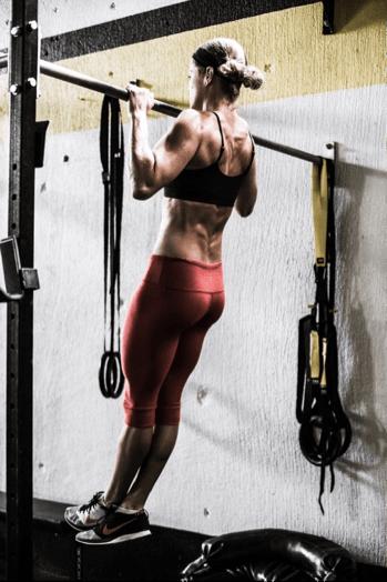 improve pull-ups pronated