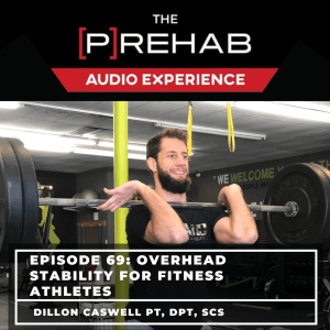 Overhead stability for fitness athletes the prehab guys