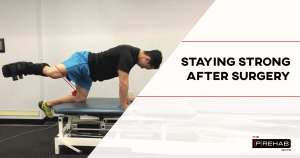 Staying Strong After Surgery what you need to know about tissue healing the prehab guys