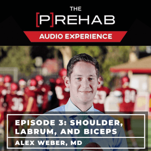 Shoulder Labrum And Biceps With Dr. Alex Weber - Image