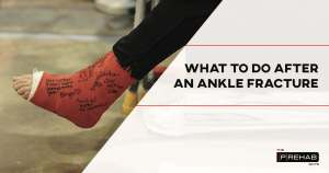 what to do after ankle fracture unlock ankle mobility the prehab guys