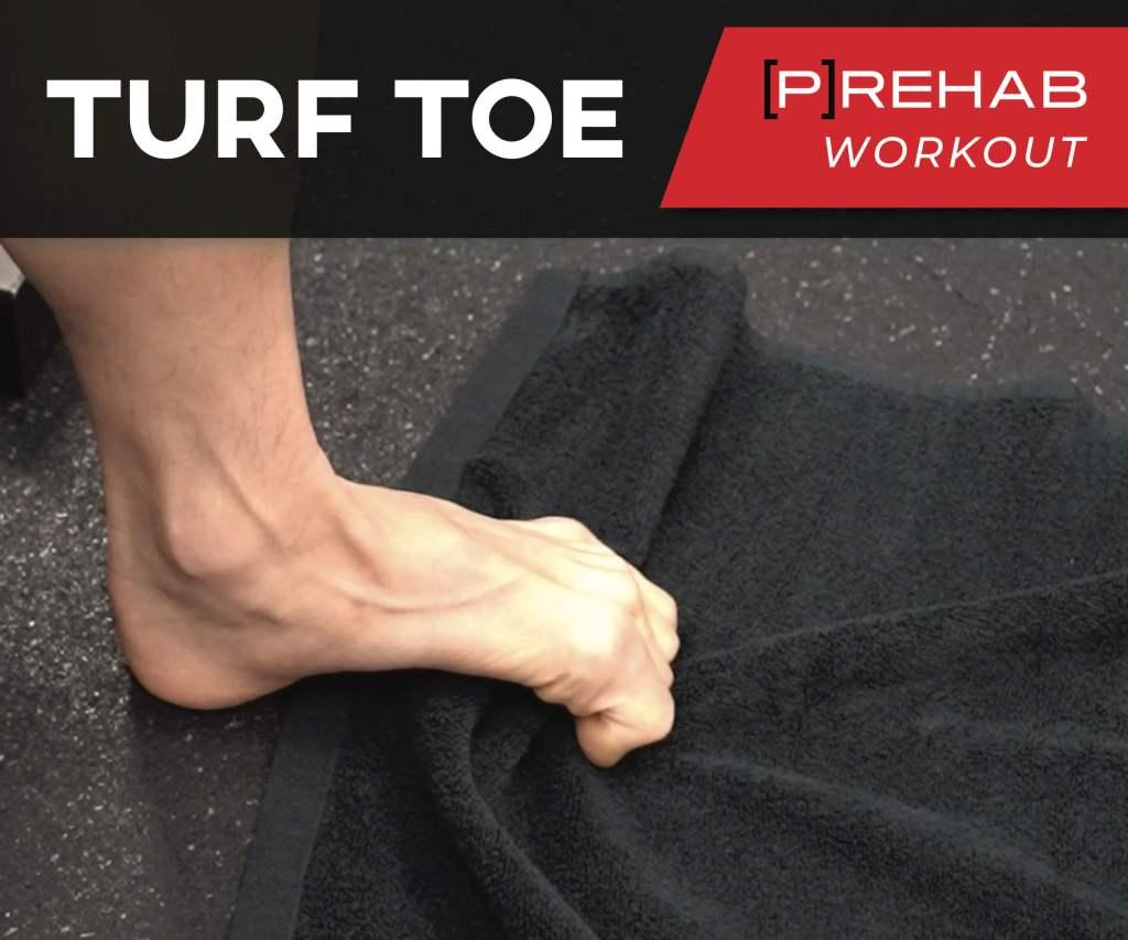 Turf Toe Workout