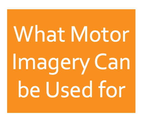 motor imagery and rehabilitation the prehab guys