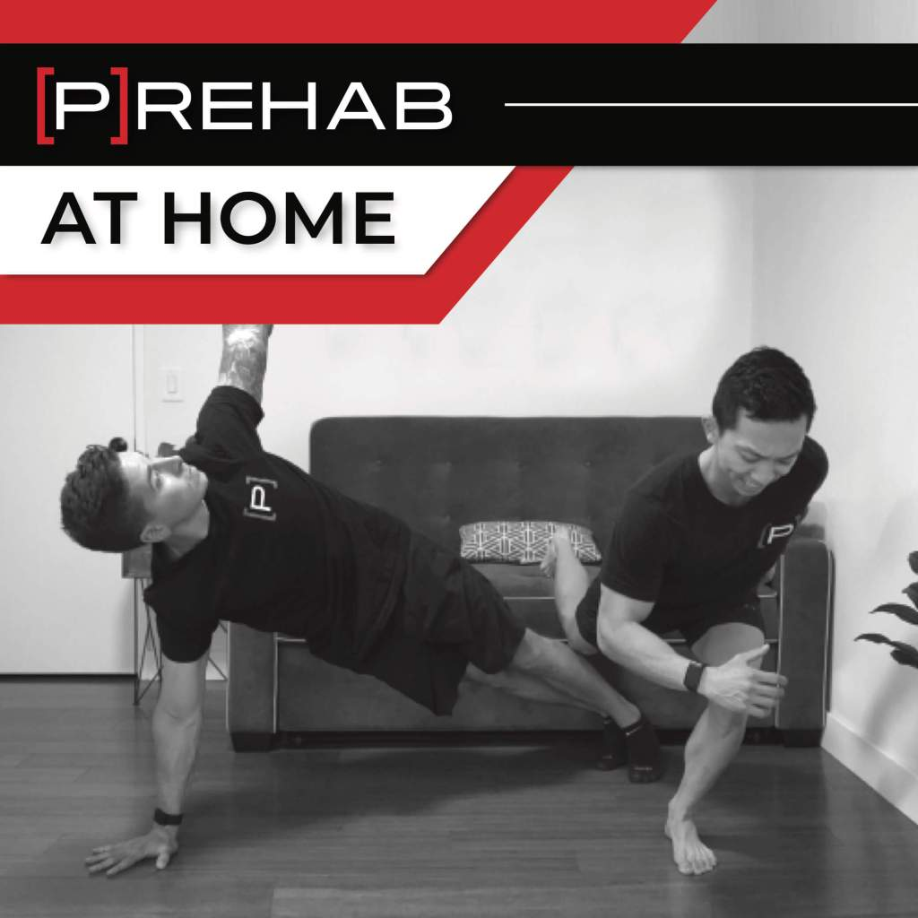 prehab at home bodyweight chair exercise
