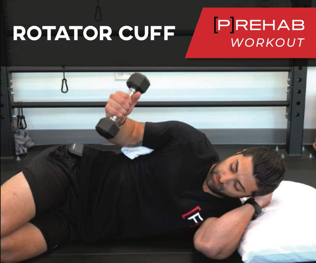 Non-Operative Exercises For Rotator Cuff Injury Workout