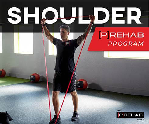 SHOULDER [P]REHAB PROGRAM
