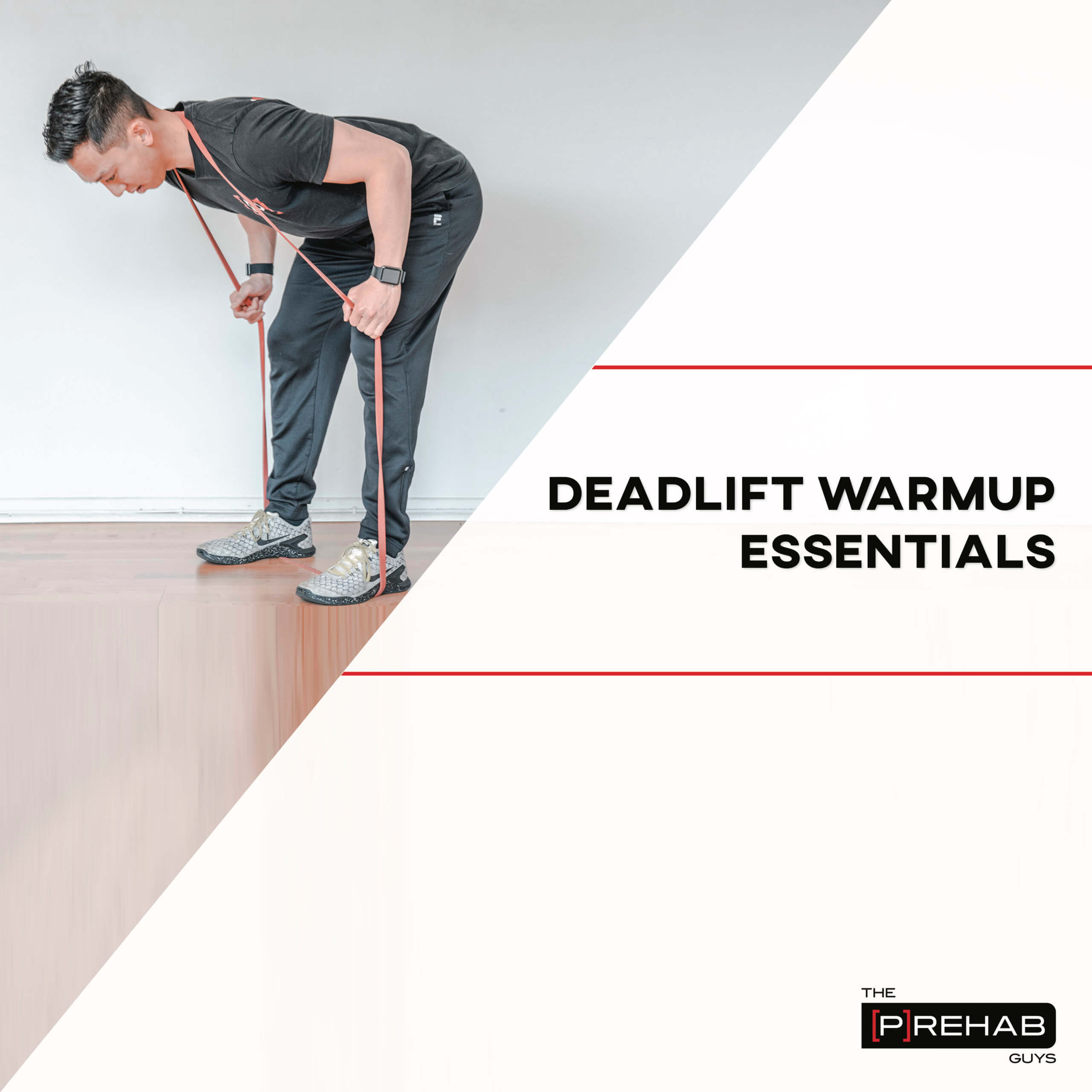 deadlift warm up essentials exercises for olympic weightlifting the prehab guys