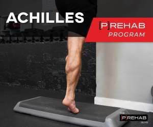 achilles tendon prehab program how to rehab achilles tendinopathy the prehab guys