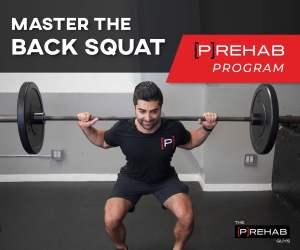 master the back squat program the prehab guys