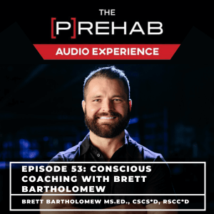 Conscious Coaching With Brett Bartholomew - Image