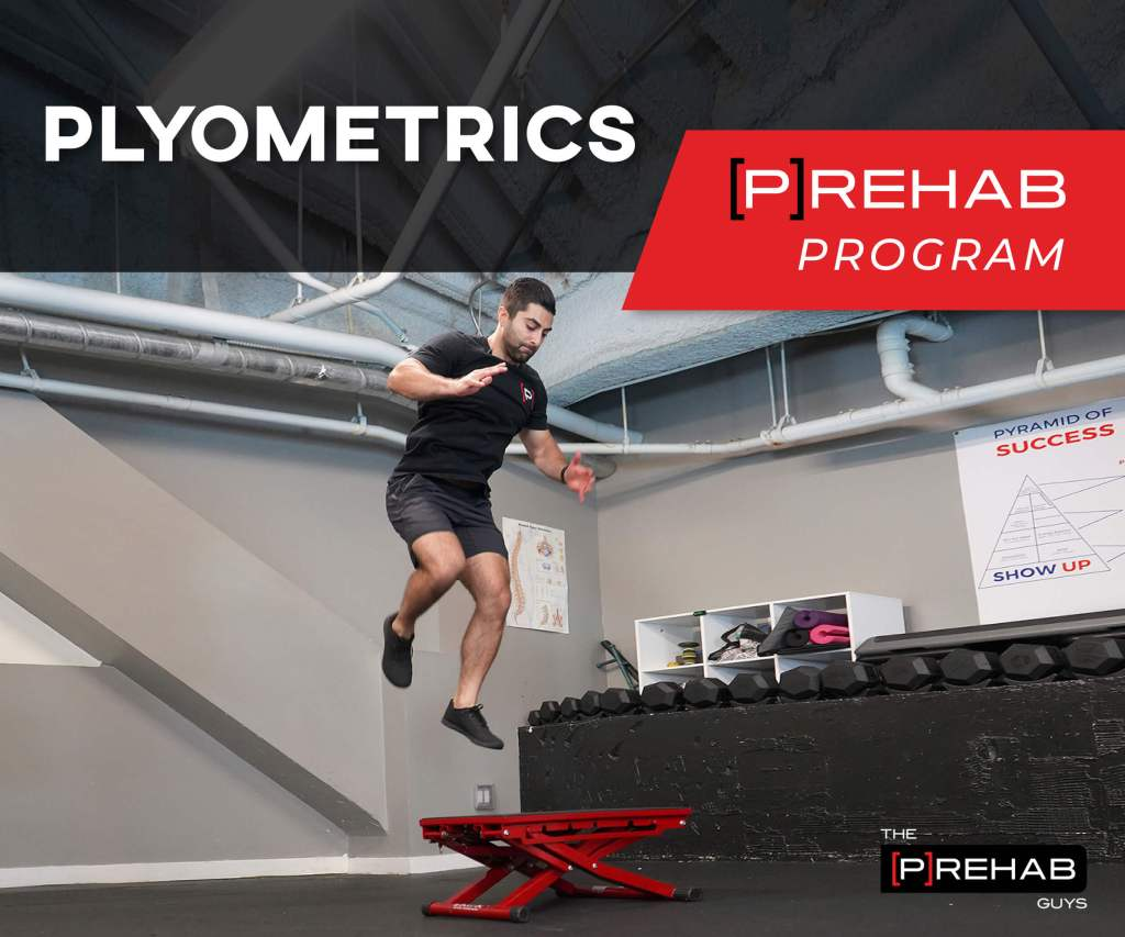 PLYOMETRICS [P]REHAB PROGRAM