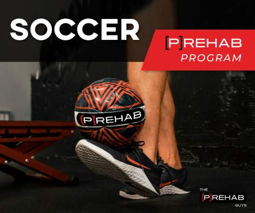 Soccer Prehab Program The Prehab Guys