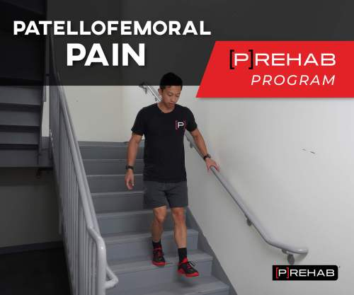 stay active with knee pain patellofemoral pain program the prehab guys
