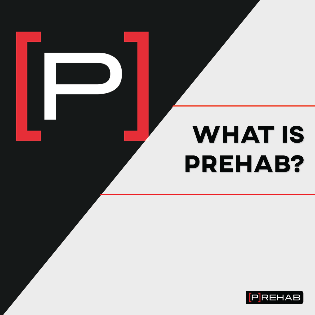 what is prehab the prehab guys