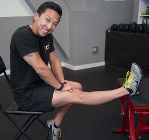 knee extension knee prehab exercises
