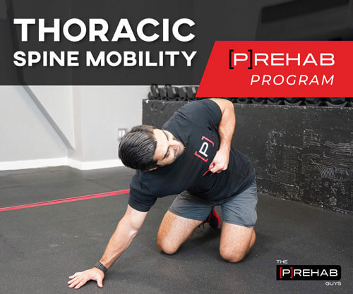 thoracic spine mobility best exercises for golf the prehab guys