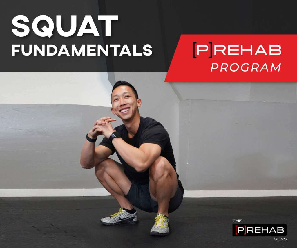 squat fundamentals the prehab guys