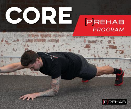 pelvic floor core prehab program the prehab guys