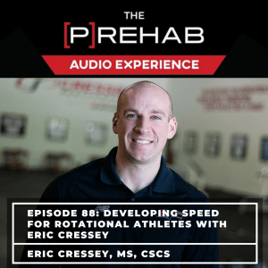 Developing Speed For Rotational Athletes with Eric Cressey - Image