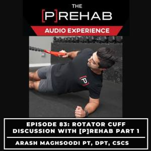 biceps tendon pain exercises rotator cuff discussion prehab audio experience podcast the prehab guys