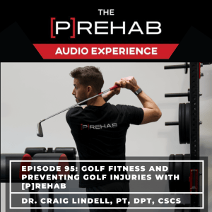 Golf Fitness and Preventing Golf Injuries with [P]Rehab - Image