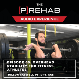 overhead stability for fitness athletes prehab guys audio experience