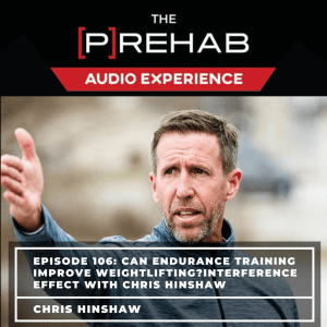 Can Endurance Training Improve Weightlifting? Interference Effect with Chris Hinshaw - Image