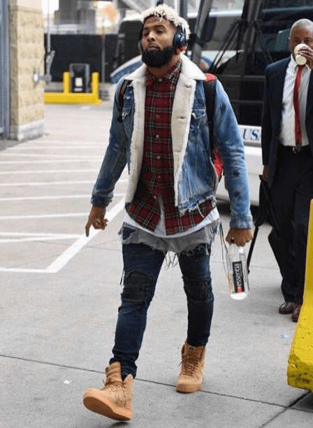 AMIRI Odell Beckham Jr. Full AMIRI fit