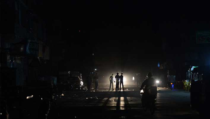 """In preparation for National Geographic's debut of American Blackout this coming Sunday; I wanted to create my own power outage checklist for preppers. The premise of the show from the website is """"the story of a national power failure in the United States caused by a cyber-attack — told in real-time, over 10 days, by those who kept filming on cameras and phones."""""""