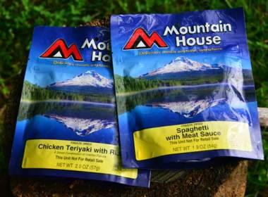 I was sent several packets of Mountain House Freeze Dried foods from Nitro-Pak. Nitro-Pak has been serving the prepper community since 1985, back before Prepping was a real word, and they offer a wide assortment of supplies you need to stock up on from freeze dried food to survival kits. Nitro-Pak sent me several pouches of Mountain House freeze dried food for review 2 months ago. I had meant to write a review last month, but life has a way of throwing obstacles in my way some times and in the chaos, I completely forgot. Luckily, I was reminded by the good folks at Nitro-Pak and since I had a camping trip coming up, I thought this was a perfect time to review the food they had so kindly sent us at The Prepper Journal.