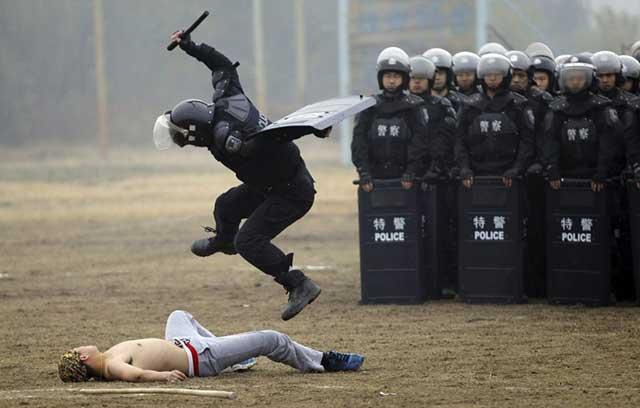 PoliceTyranny