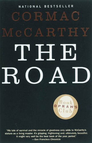 The Road paints a bleak picture of life in a post-apocalyptic world.