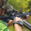 So today, I'm going to point out offset sights, optics with integrated sights, and a specific type of single-point sling adaptor that could change some minds about the best gadgets for your guns.