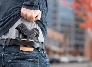 This is where you need to have a strategy already worked out for deploying your concealed carry weapon in a hostile situation
