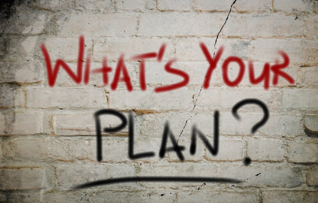 We plan on how we will act, what prepping supplies we will need to acquire and we plan how to talk to family members and avoid neighbors. But are you planning to fail? Is what you are doing really a plan at all?