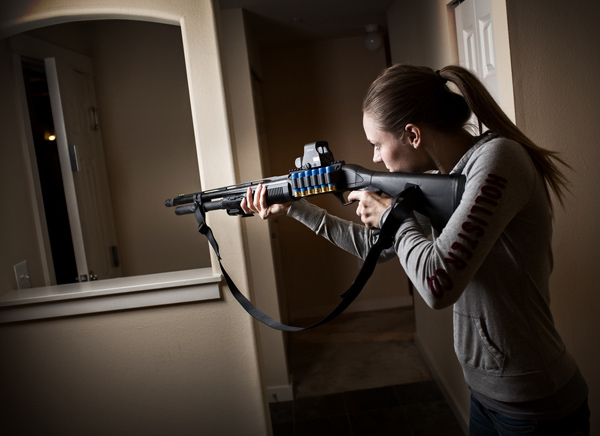 If you are prepping for doomsday, you should give serious thought to self defense.
