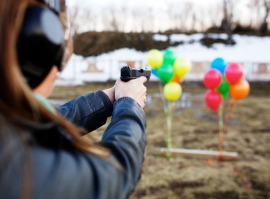 A lot of times, we get what we pay for. Sometimes, though, the best things in life are free … or very, very inexpensive. In the case of target practice, inexpensive and free targets offer not only a cost reduction, but actually provide better training.
